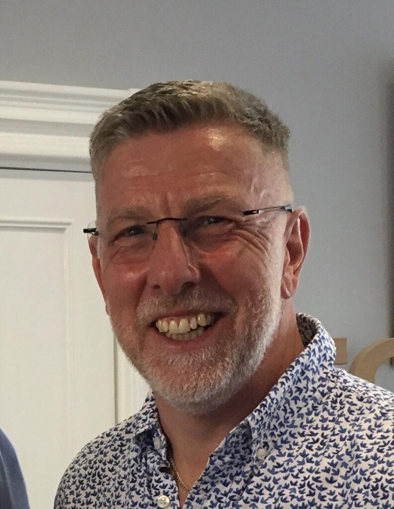 Adrian Gabriel - Guernsey Election candidate 2020